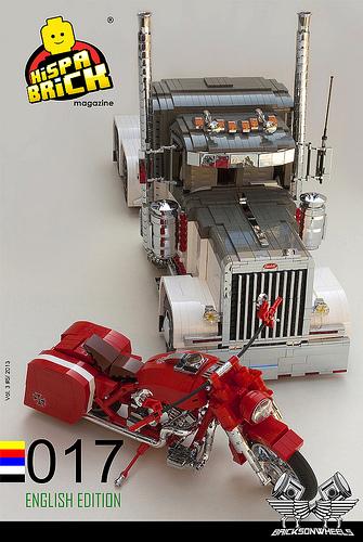 HispaBricks Lego Cars Magazine