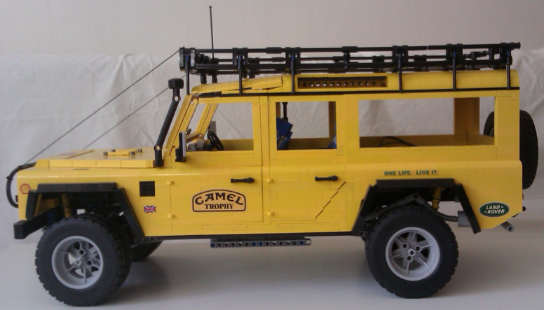 Camel Trophy Land Rover