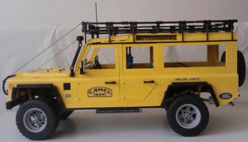 Camel Trophy Land Rover