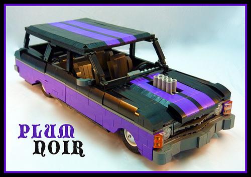 Lego Chevelle SS