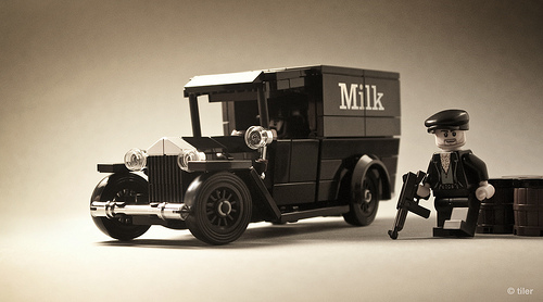 Lego Vintage Truck