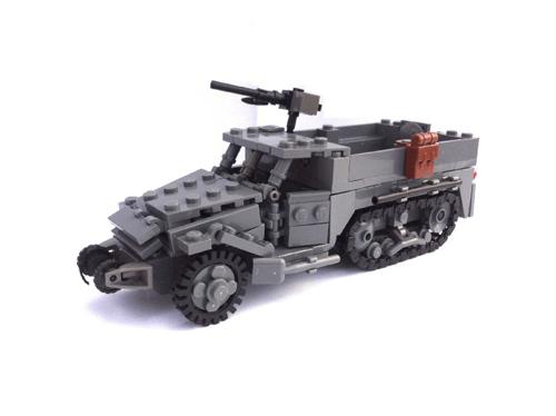 Halftrack-M3-500w