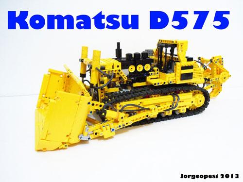Komatsu-500w