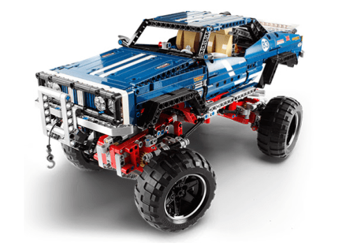 Lego Technic 41999 Review