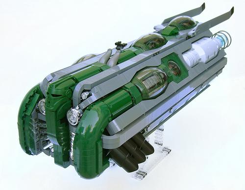 Lego Sci-Fi Ship No.3