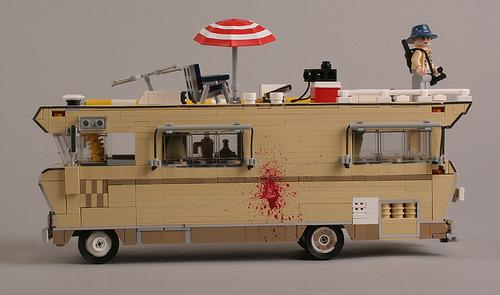 Lego The Walking Dead