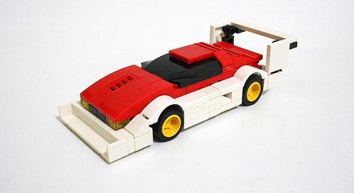 Lego GTO
