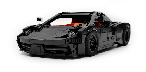 Lego Vivace Supercar