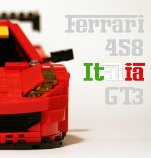 Ferrari 458 Teaser