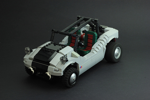 Lego Beach Buggy GTA
