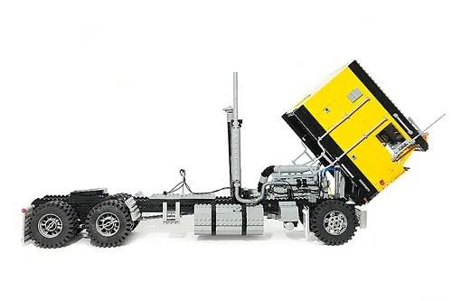 Lego Kenworth K100