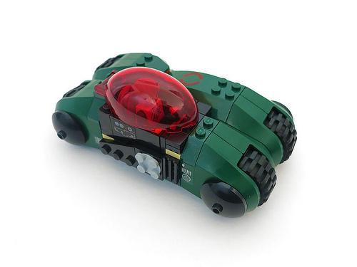 Lego Sci-Fi Concept Car