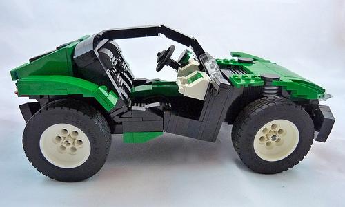 Lego Buggy Concept