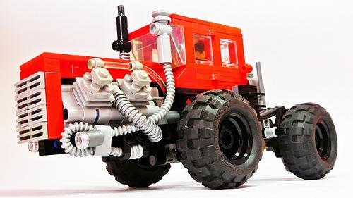 Lego Кировец