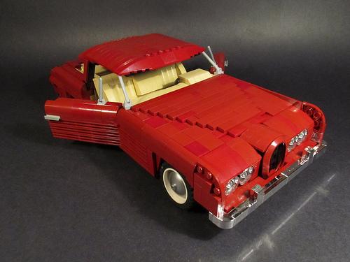 Lego Classic Cadillac