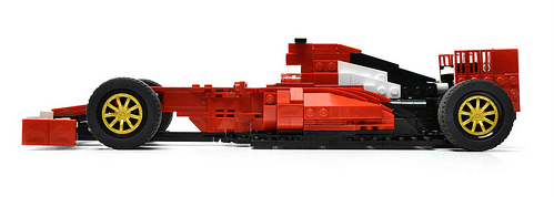 Lego 2014 F1
