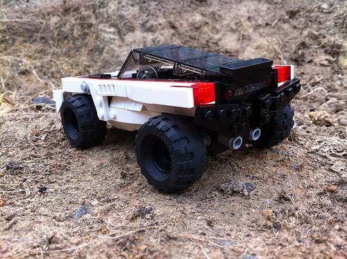 Lego Rhino Concept