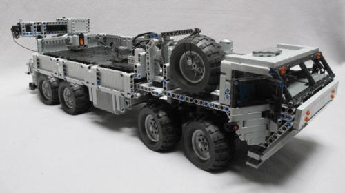 Lego Oshkosh HEMTT