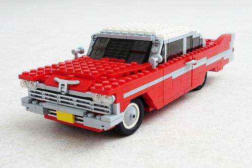 Lego Plymouth Fury Christine