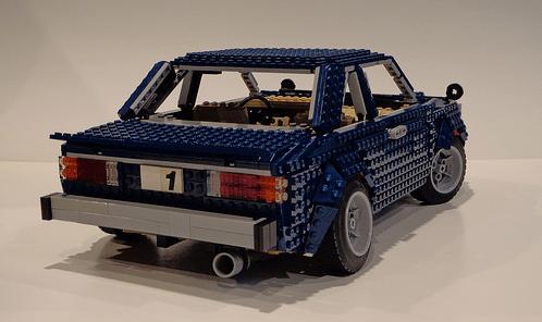 Lego Toyota Corolla