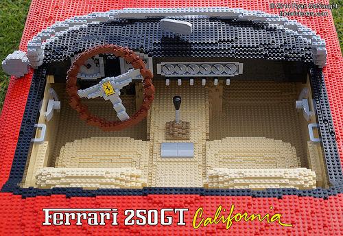 Lego Ferrari 250GT