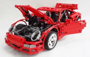 Lego Technic Porsche 911 GT3