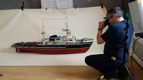 Lego Photography Studio