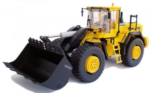 Volvo Digger