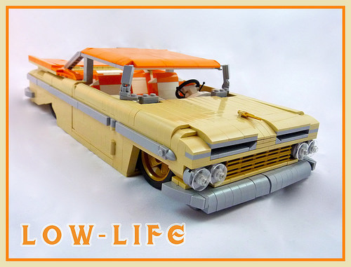 Lego 1959 Chevrolet Impala lowrider
