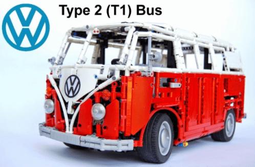 Lego Technic VW Camper