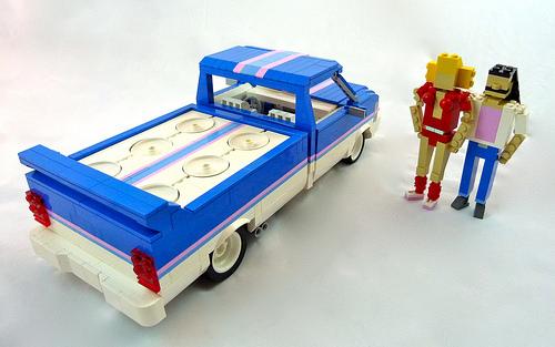 Lego Chevrolet S-10