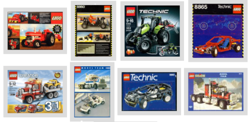 Lego Set Review Library