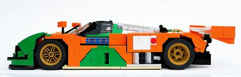 Lego Mazda 787B