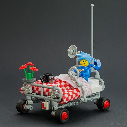 Lego Bed Bug(gy)
