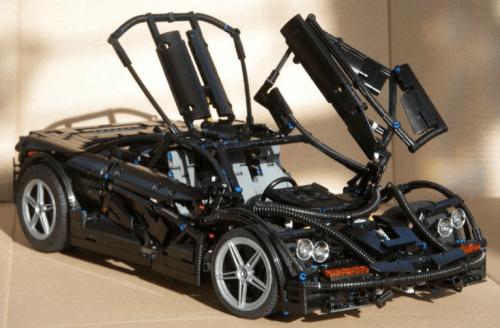 Lego Technic McLaren F1 Supercar