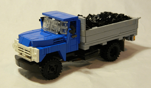 Lego Town Classic Truck