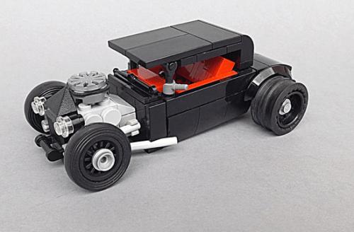 Lego Ford Model T Hot Rod