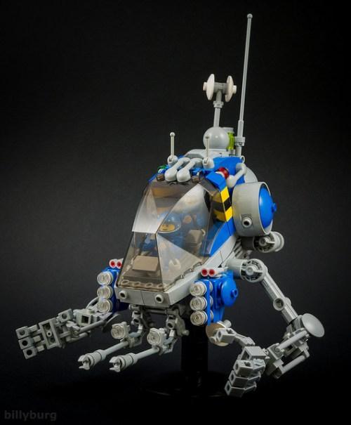Lego Space Tug