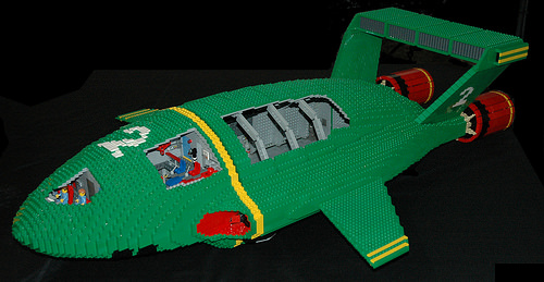 Lego Thunderbird 2