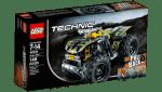 Lego Technic 42034 Review
