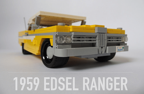 Lego Edsel Ranger
