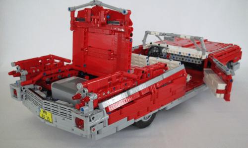 Lego Technic Cadillac Eldorado