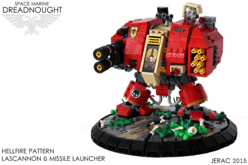 Lego Warhammer 40K