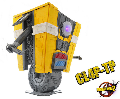 Lego CL4P-TP Robot