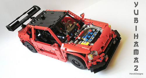 Lego Technic Super Car