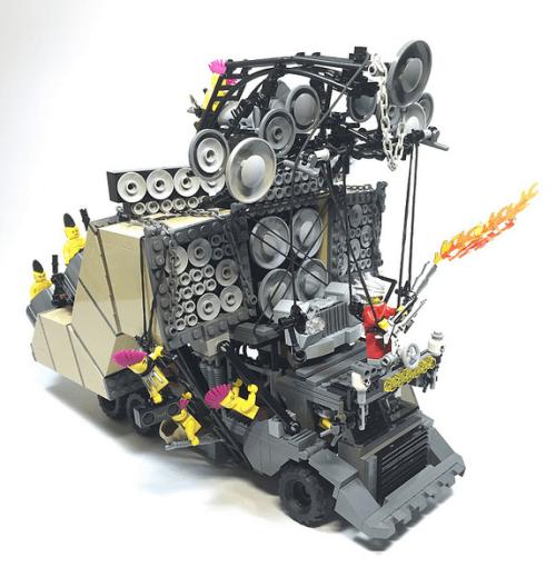 Lego Mad Max Fury Road