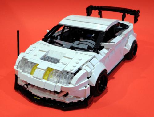 Lego Saturn SC-2