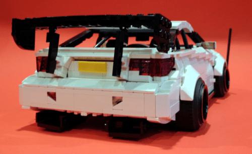 Lego Saturn SC Racer