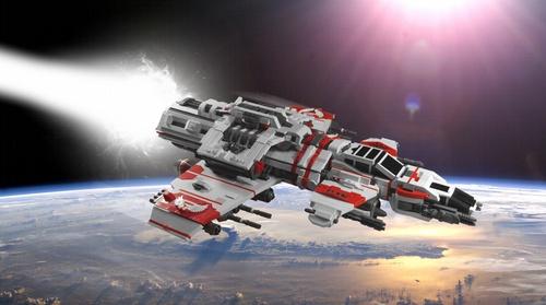 Lego Spacecraft