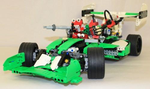 Lego Technic F1 Car